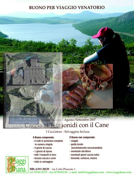 TROFEO DIANA2008
