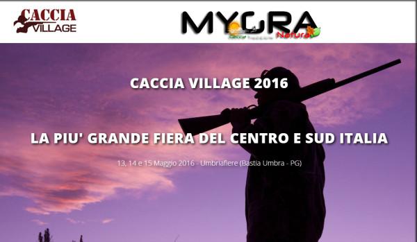 Caccia Village 2016