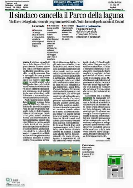 Parco laguna venezia