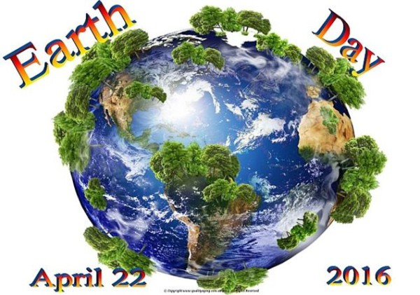 Giornata mondiale della terra 2016