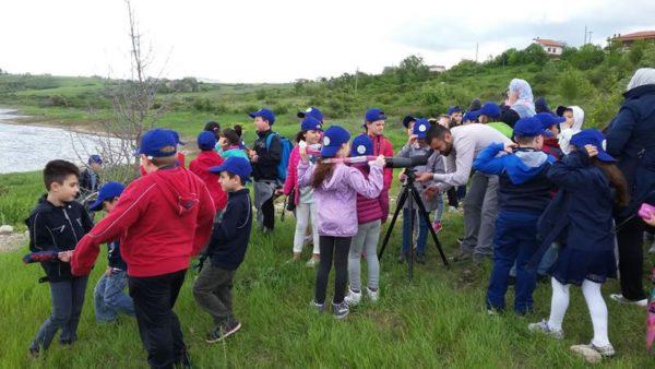 Escursione didattica ALUNNI DELLA SCUOLA ELEMENTARE DI PESCO SANNITA (BN)