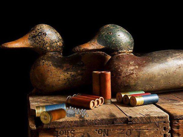 Stampi di legno e cartucce