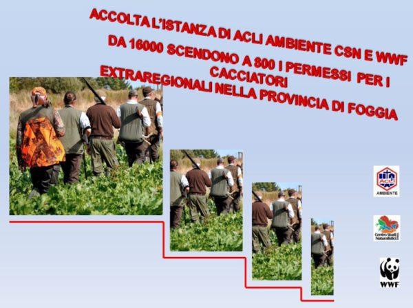 Cacciatori-extraregionali-ACLI-CSN-WWF-Foggia-810x603