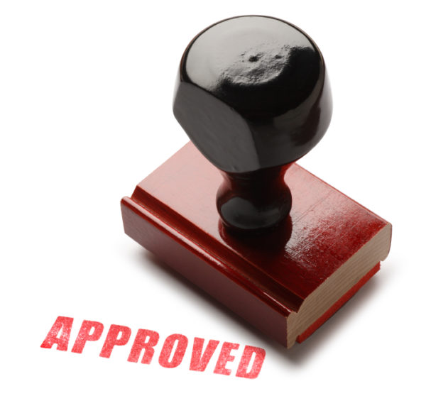 Approvata