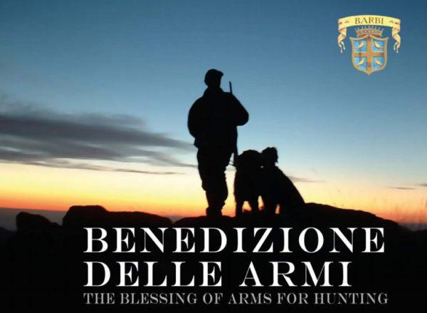 Benedizione armi miniatura