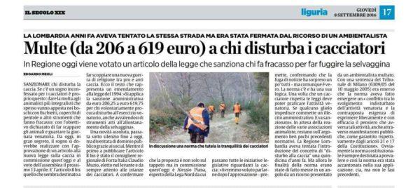 il secolo xix Liguria