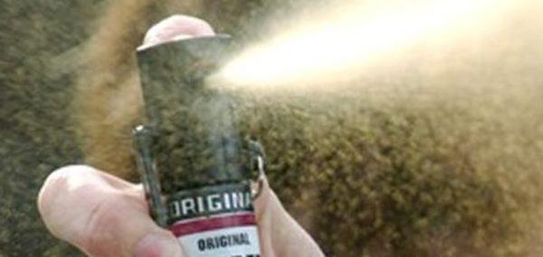 spray-urticante