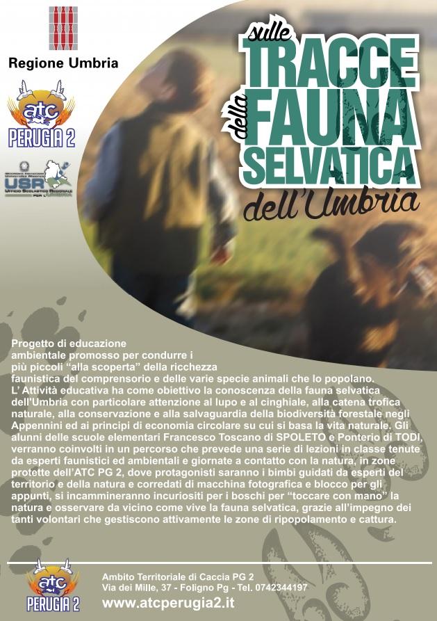 ATC Perugia 2. I bambini  alla scoperta della ricchezza faunistica