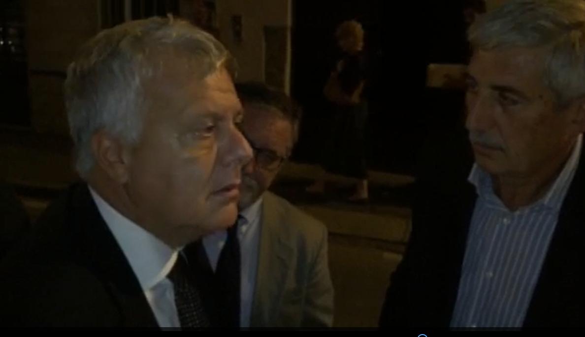 Bergamo: Il Ministro Galletti a colloquio privato con ACL
