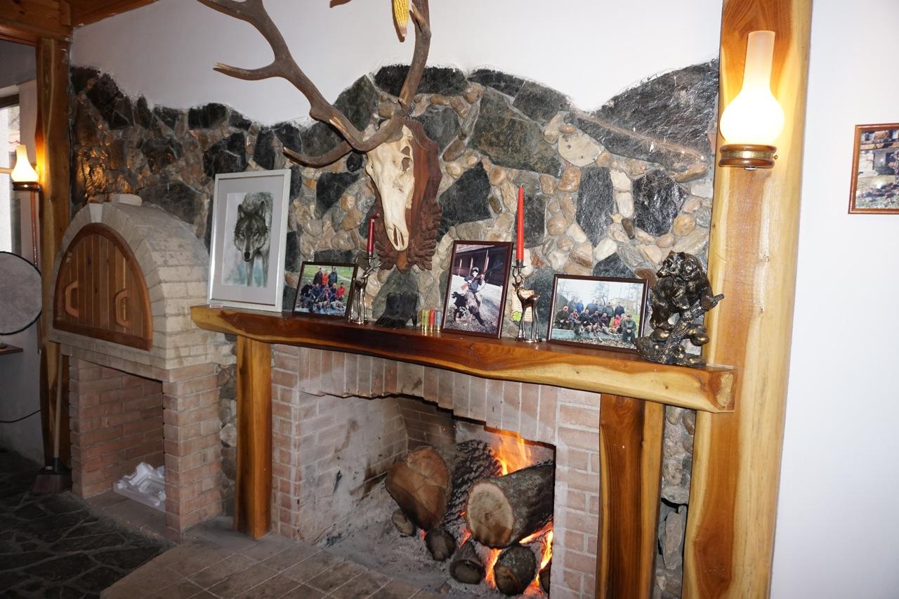 Riserva di caccia alle beccacce in Bulgaria