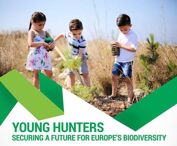 Giovani cacciatori: garantire un futuro per la biodiversità europea