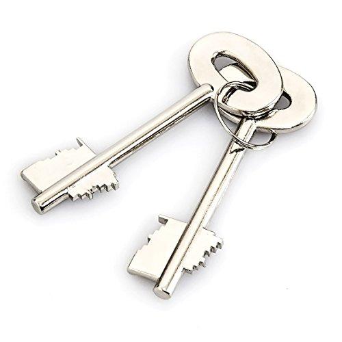 Come custodire le chiavi della cassaforte e … sfortuna?