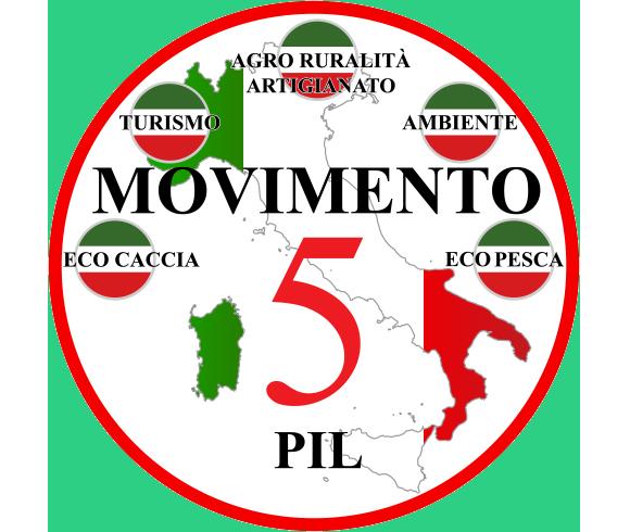 IL MOVIMENTO POLITICO 5 PIL ELABORA UNA BOZZA PER UNA NUOVA LEGGE VENATORIA