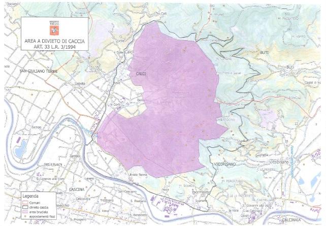 Cartina Atc Sicilia.Monte Serra Definite Dalla Regione Le Aree Precluse Alla Caccia