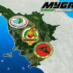 TOSCANA: ACCORDI DI RECIPROCITA' CON UMBRIA E LAZIO PER L'INTERSCAMBIO DEI CACCIATORI
