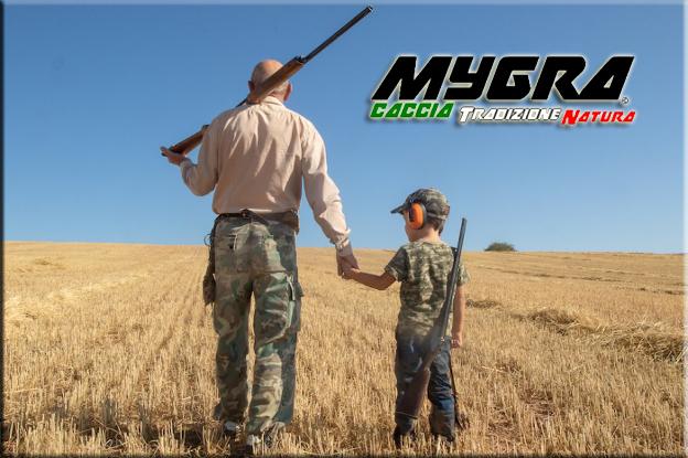 Viva i bambini cacciatori
