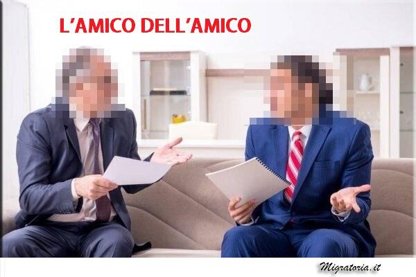 L'AMICO   DELL'AMICO