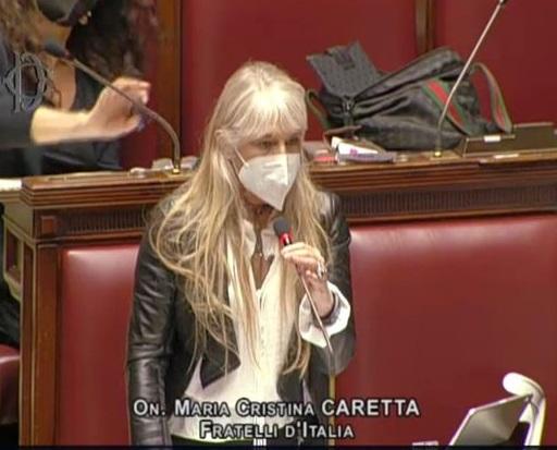 """CARETTA. """"IL GOVERNO DRAGHI TRADISCE LE PROMESSE FATTE AI CACCIATORI"""""""
