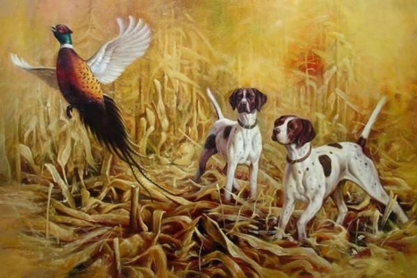 Cani caccia