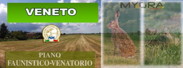 Piano faunistico Veneto