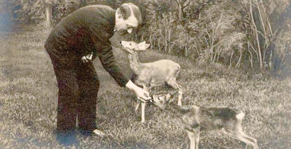 Hitler animalista