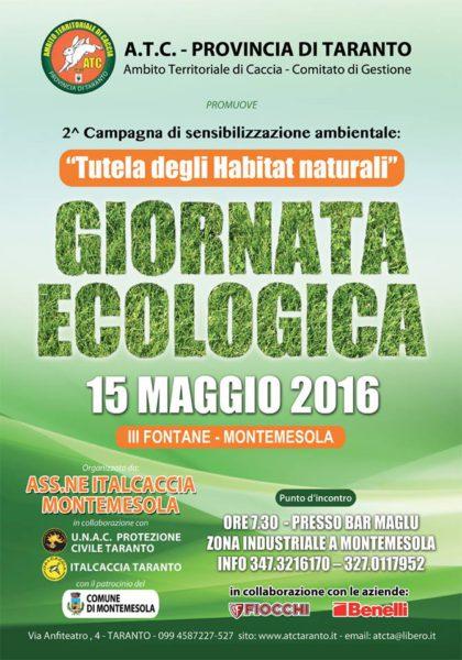 Giornata ecologica taranto