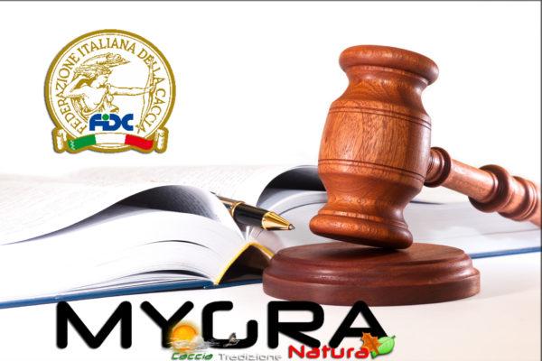 Federcaccia -attività  legge