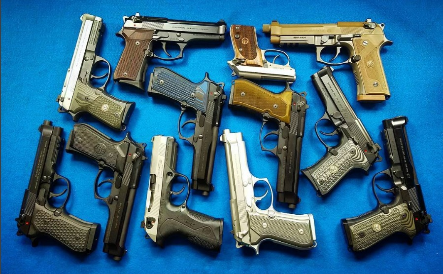 Si pu portare la pistola in giardino senza porto d 39 armi - Porta d armi uso sportivo ...